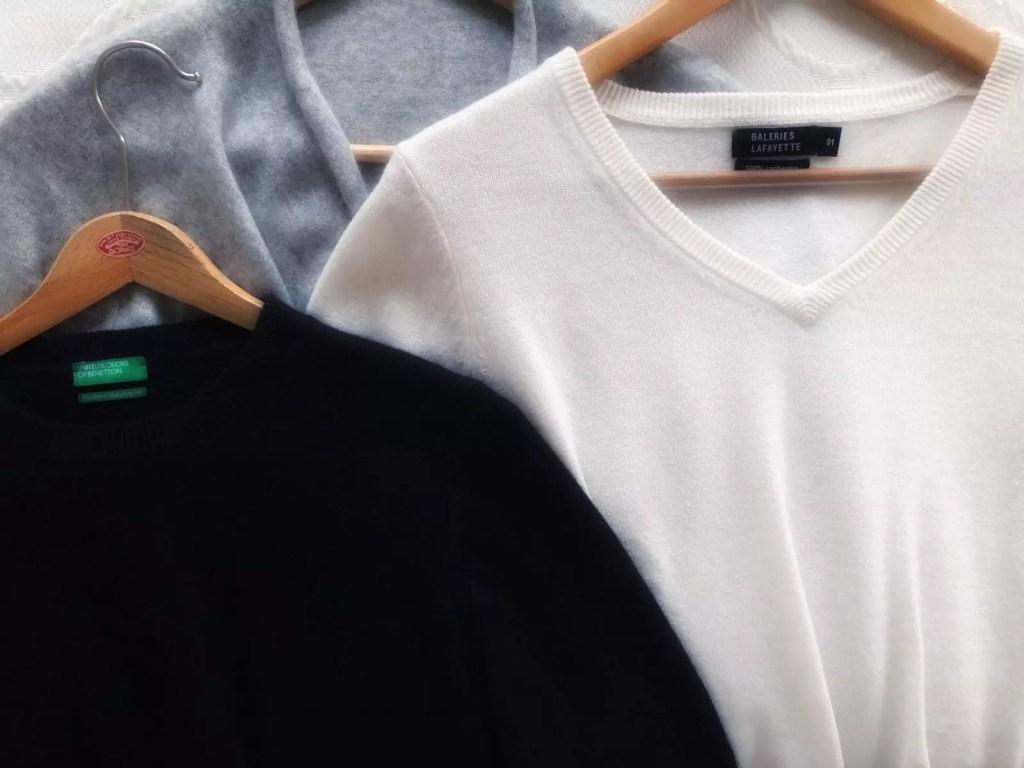 Kaszmirowy sweter