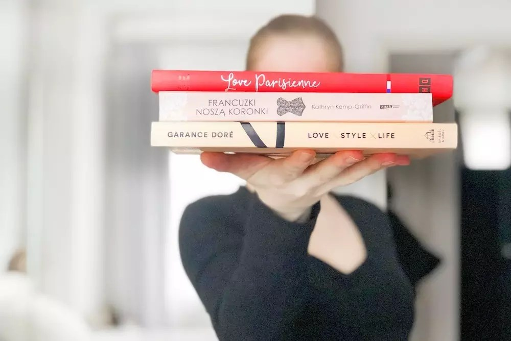 książki o paryskim stylu