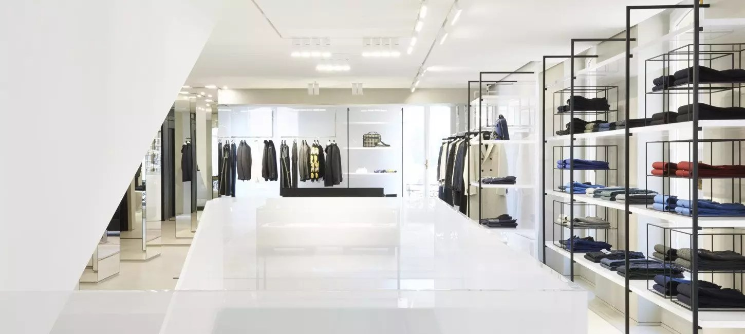 Boutique Dior Homme Paris Capitale