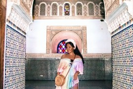 What-To-Wear-In-Morocco-Marrakech-Kaftan-Dress-Paris-Chic-Style-1