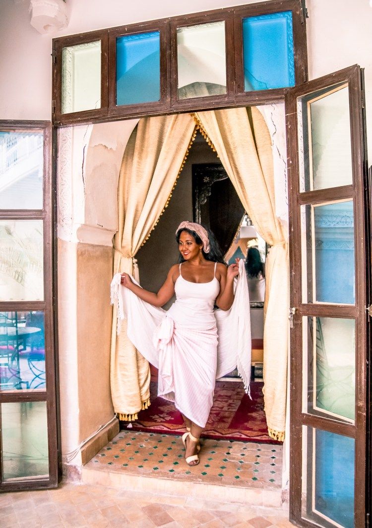 Marjolyn Lago Marj What To Wear in Morocco Marrakech Summer April May June July August September October November Travel Fashion Paris Chic Style 6