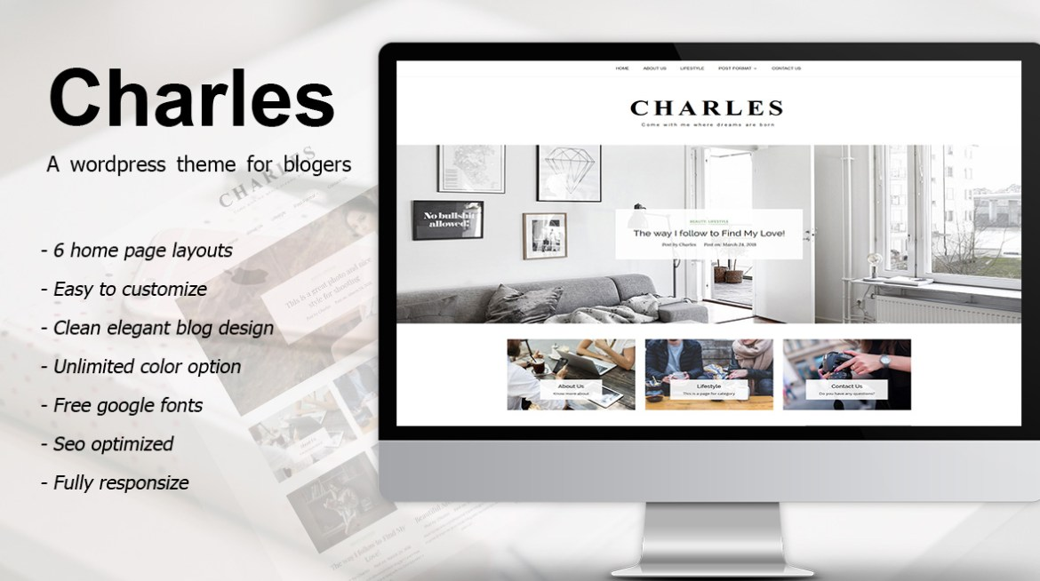 How to start a blog lifestyle finance travel fashion food blogger fitness health beauty beginners easy tutorial Best Theme For Blogs Mojo Marketplace Themes Paris Chic Style 1