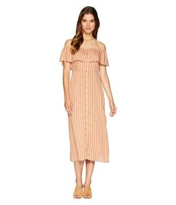 How-to-wear-off-shoulder-dress-nude-light-brown-beige-bardot-frill-button-front-a-line-dress-light-pink-white-yellow-dress-Paris-Chic-Style-10