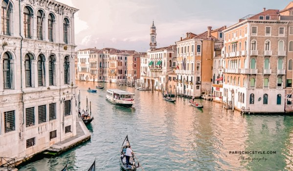 Paris Chic Style Venice Italy Wall Art Prints Decor Canvas Wallpaper Poster Travel Street Photography-9