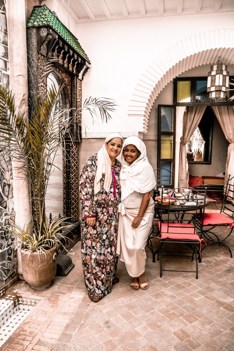 Paris Chic Style Best Riads In Marrakech Morocco Riad El Bellar 14