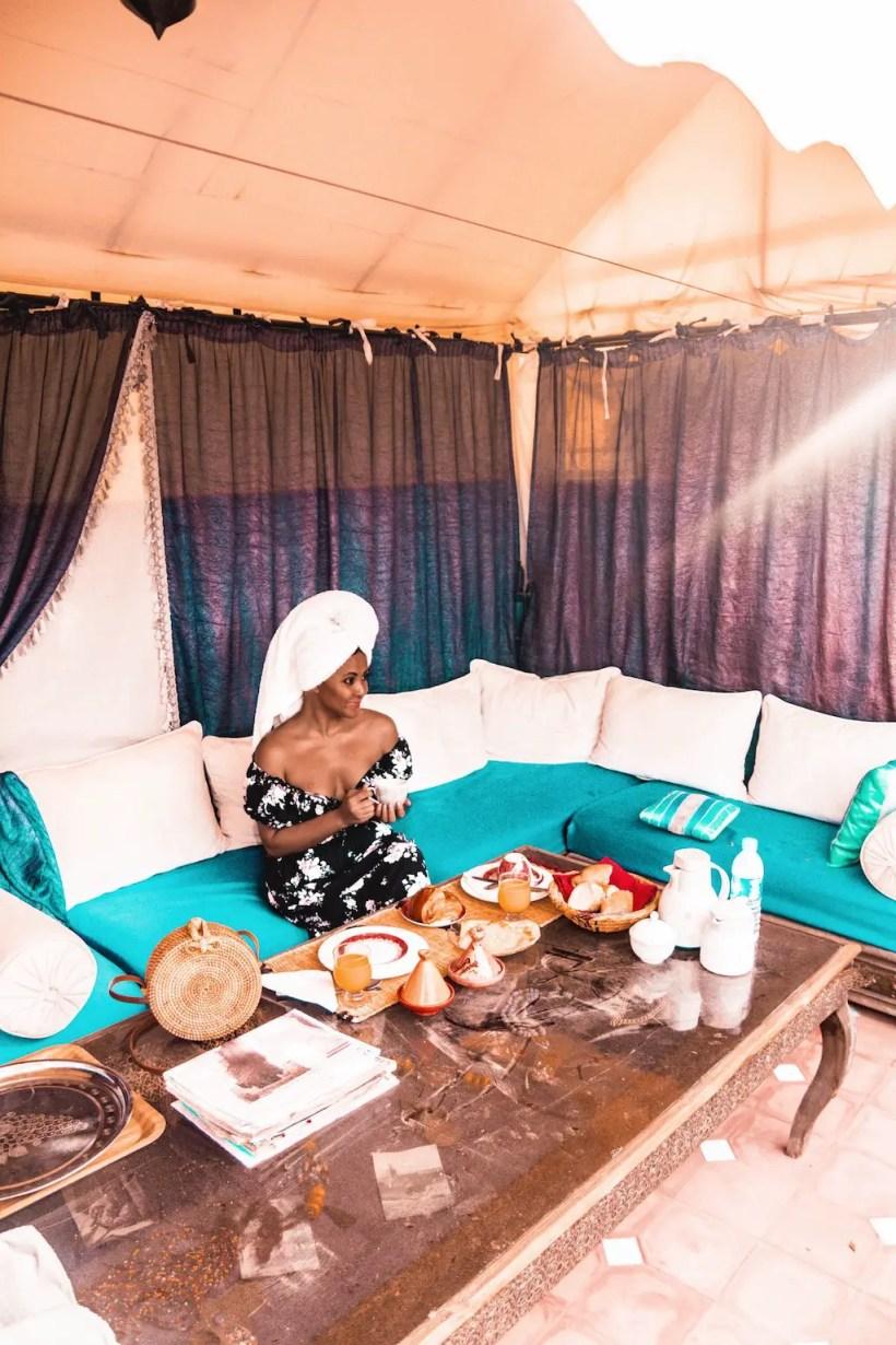 Marjolyn Lago Marj Paris Chic Style Best Riads In Marrakech Morocco Riad El Bellar 16