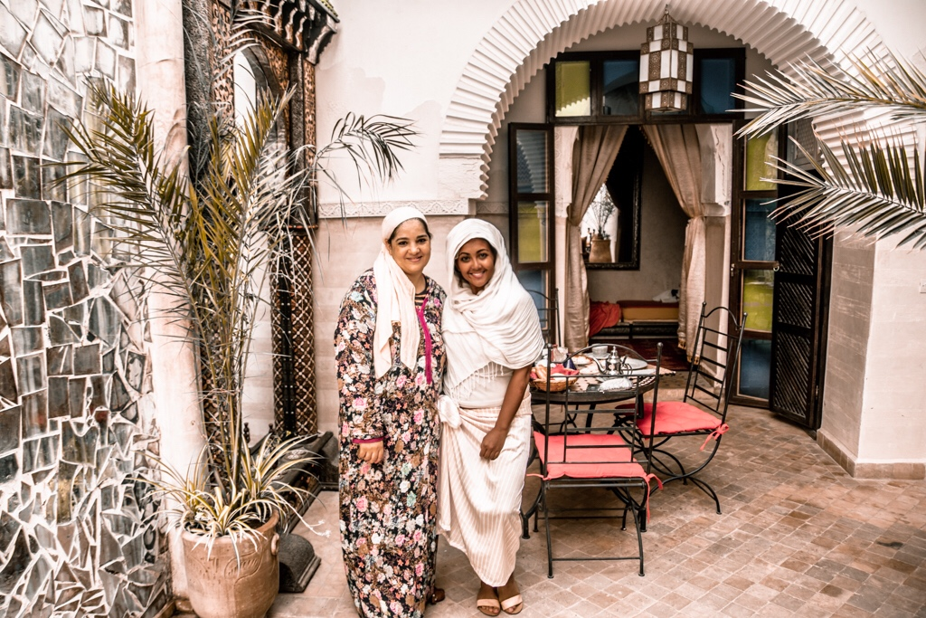 Paris Chic Style Best Riads In Marrakech Morocco Riad El Bellar 3