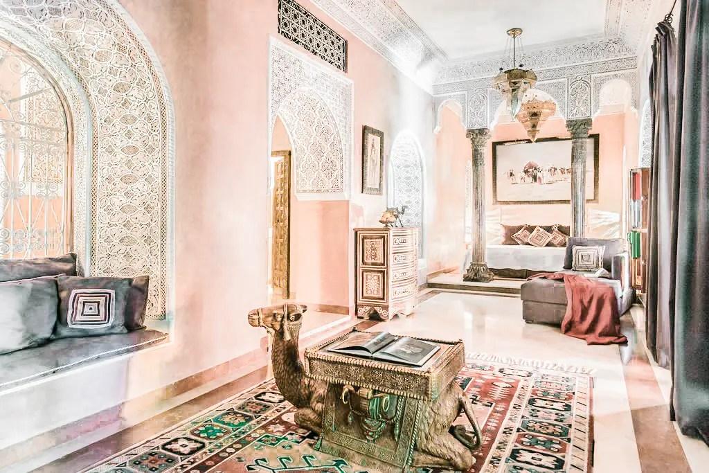 Paris Chic Style Best Riads In Marrakech Morocco La Sultana Marrakech 4