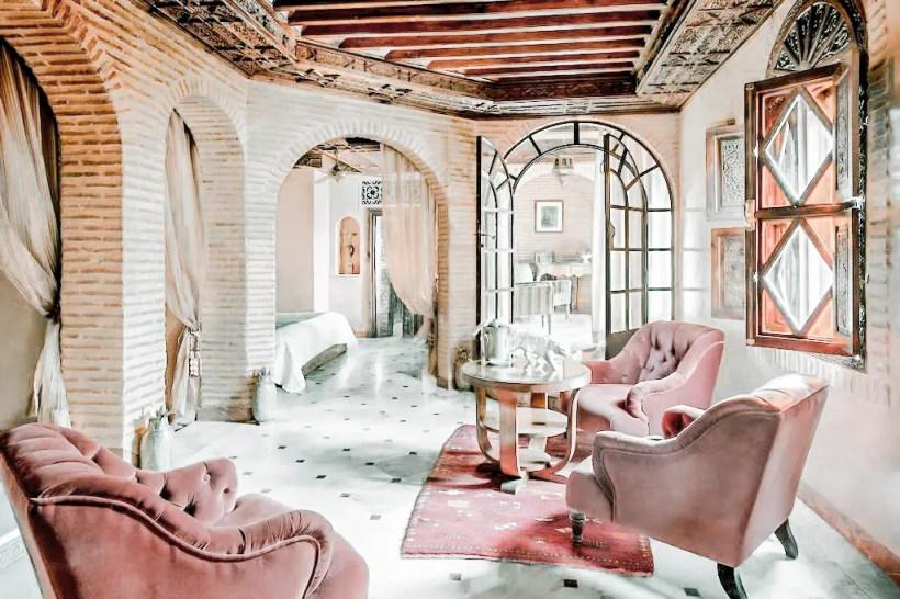 Paris Chic Style Best Riads In Marrakech Morocco La Sultana Marrakech 9