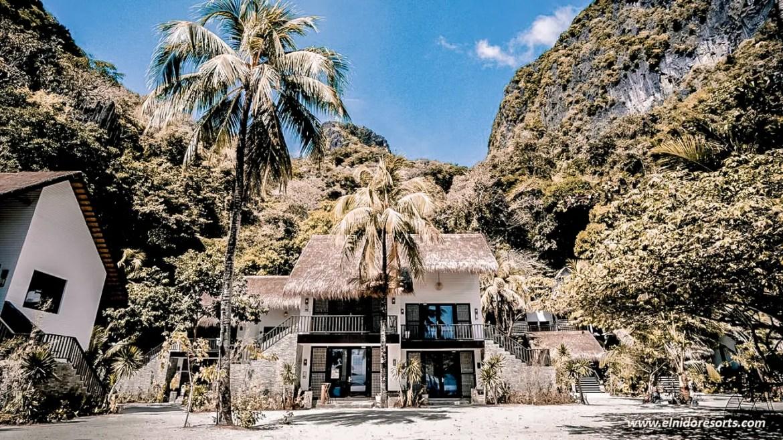 where to stay in el nido hotels beachfront el nido resorts miniloc island paris chic style