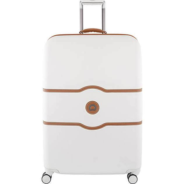 Paris Chic Style Best Travel Luggage Check In Checked Lightweight Suitcase Stylish Chatelet Hard+ 27 4 Wheel Spinner 2