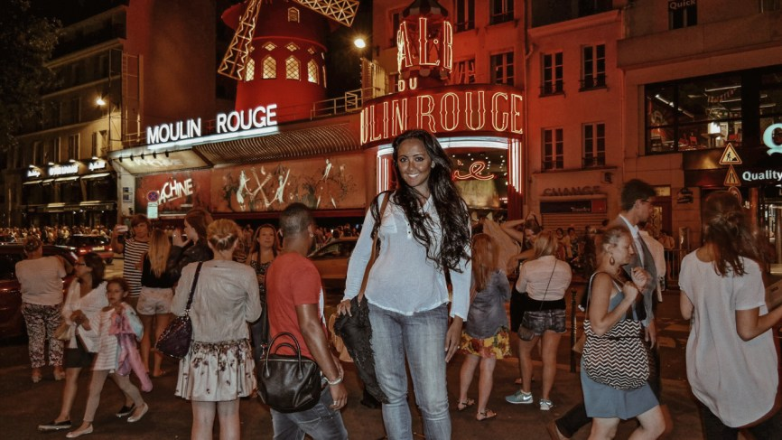 3 to 4 days in Paris Itinerary Best Things To Do In Paris Chic Style Fashion Travel Blog Montmartre Moulin Rouge