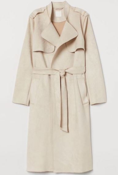 French Trench Coats Paris Chic Style