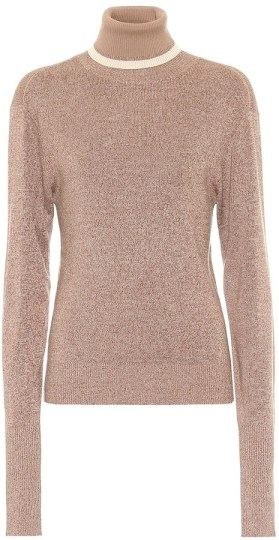 French Fashion Brand French Clothing Turtleneck Sweater French Style Parisian Style Paris Chic Style Chloe