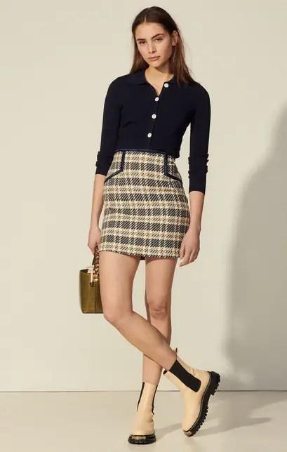 Sandro Paris Parisian Style French Fashion Brands French Clothing Brands Paris Chic Style