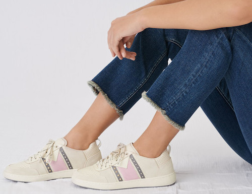 Maje Parisian Sneakers Parisian Shoes French Sneakers For Walking Travel Sightseeing Paris Chic Style