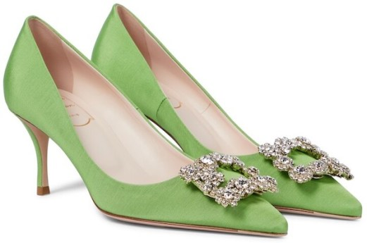 Roger Vivier French Shoes Brand Parisian Shoes French Heels French Girls Paris Chic Style
