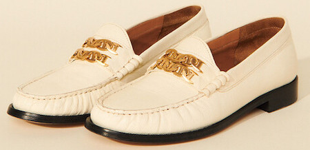 Sandro Parisian Loafers For Work Walking Everyday Streetstyle Shoes Travel Paris Chic Style