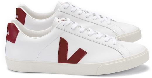 Veja French Sneakers Shoes For Travel Walking Work Everyday Parisian Streetstyle Wear Paris Chic Style