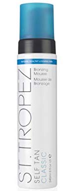 St Tropez Mousse Classic Bronzer Self Tanner Mousse For Body Vegan Self Tanner Paris Chic Style 8.1