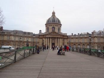 Lugares romanticos Paris