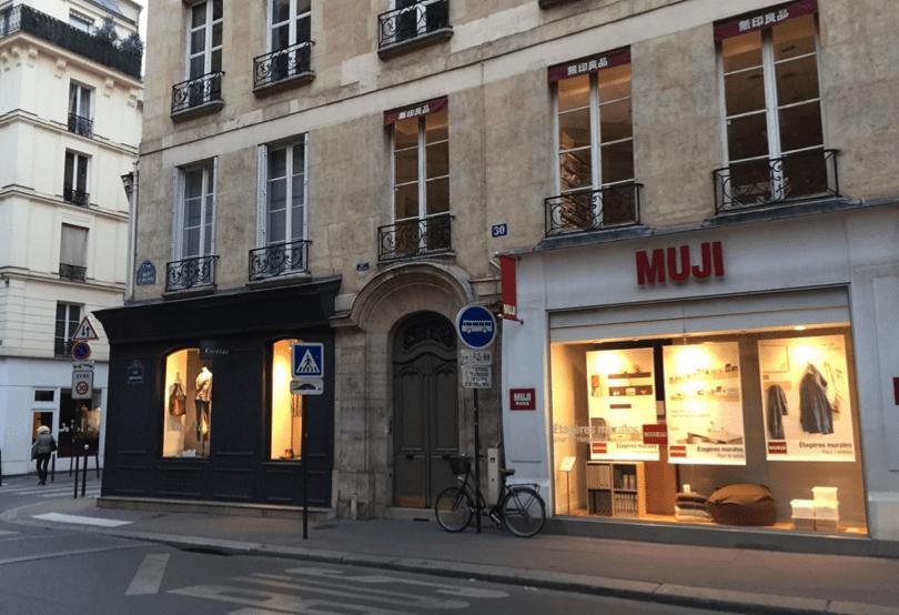 Shopping og mode i Paris