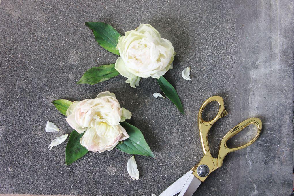 rubans-découpés-lancer-de-bouquet
