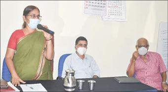 പാലക്കാട് ജില്ലയുടെ സമഗ്ര മാലിന്യ  പരിപാലനത്തിനായി വഴിയൊരുങ്ങുന്നു