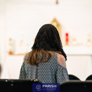 Social Distancing During Mass