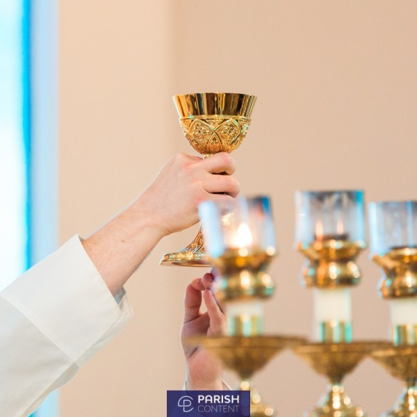 Communion During Mass