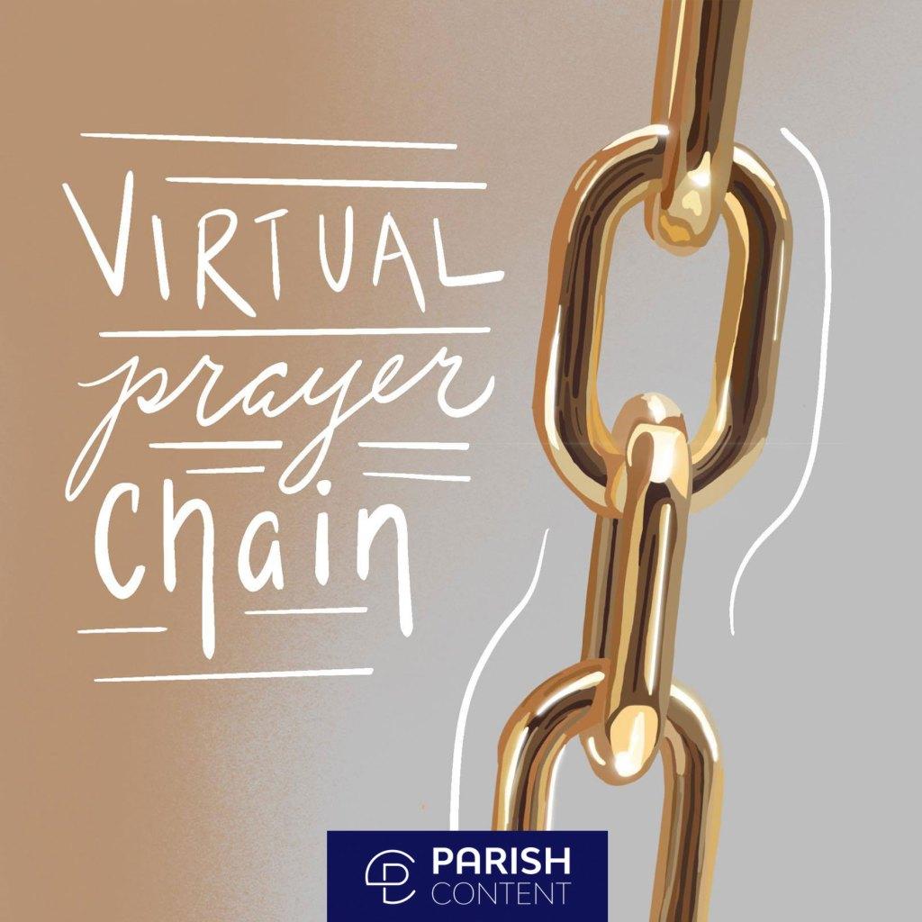 Virtual Prayer Chain