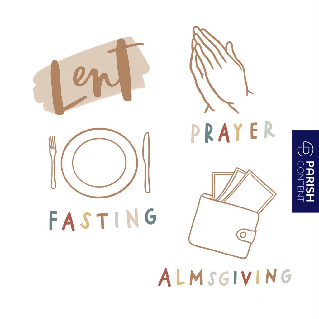 First Friday Of Lent
