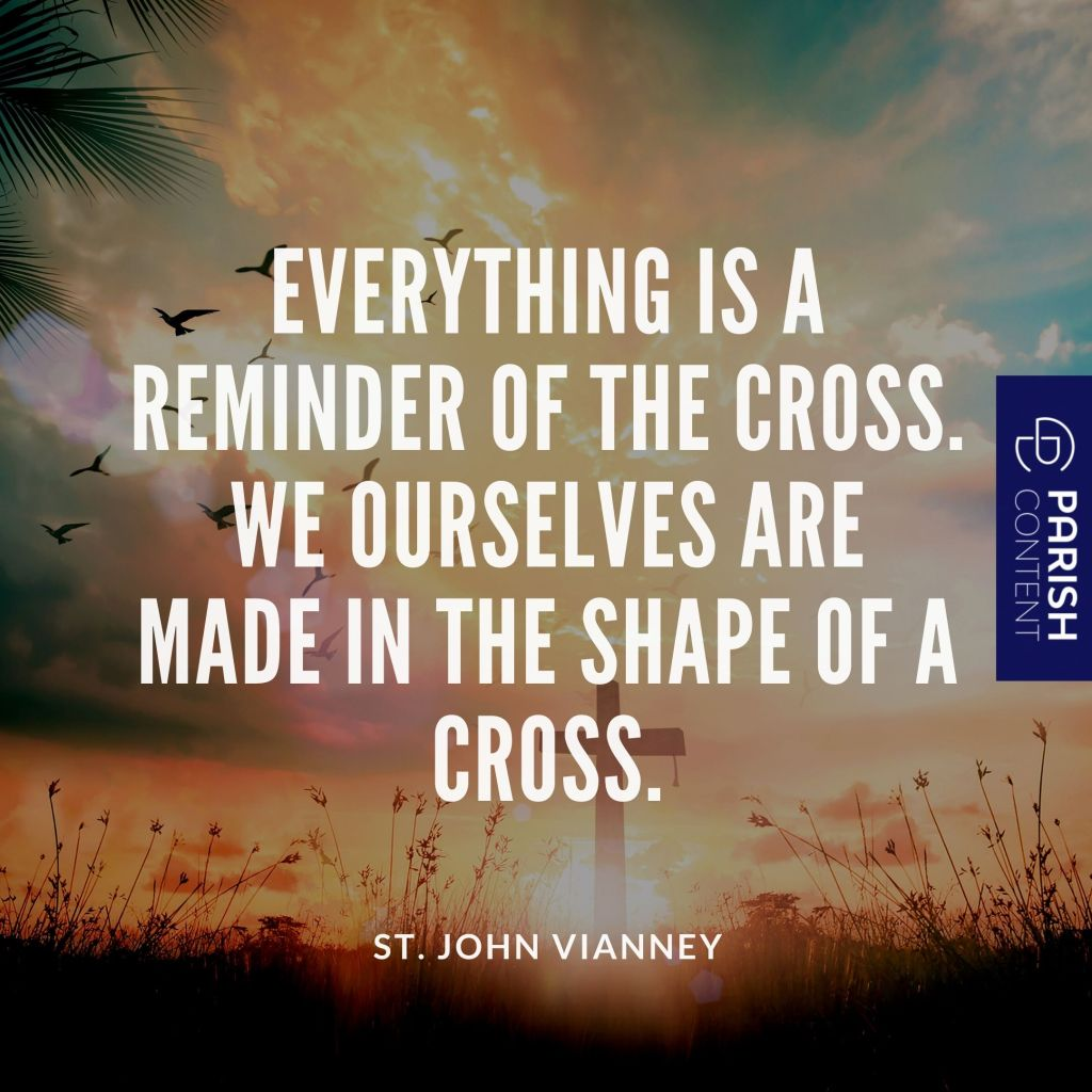 Everything Is A Reminder Of The Cross