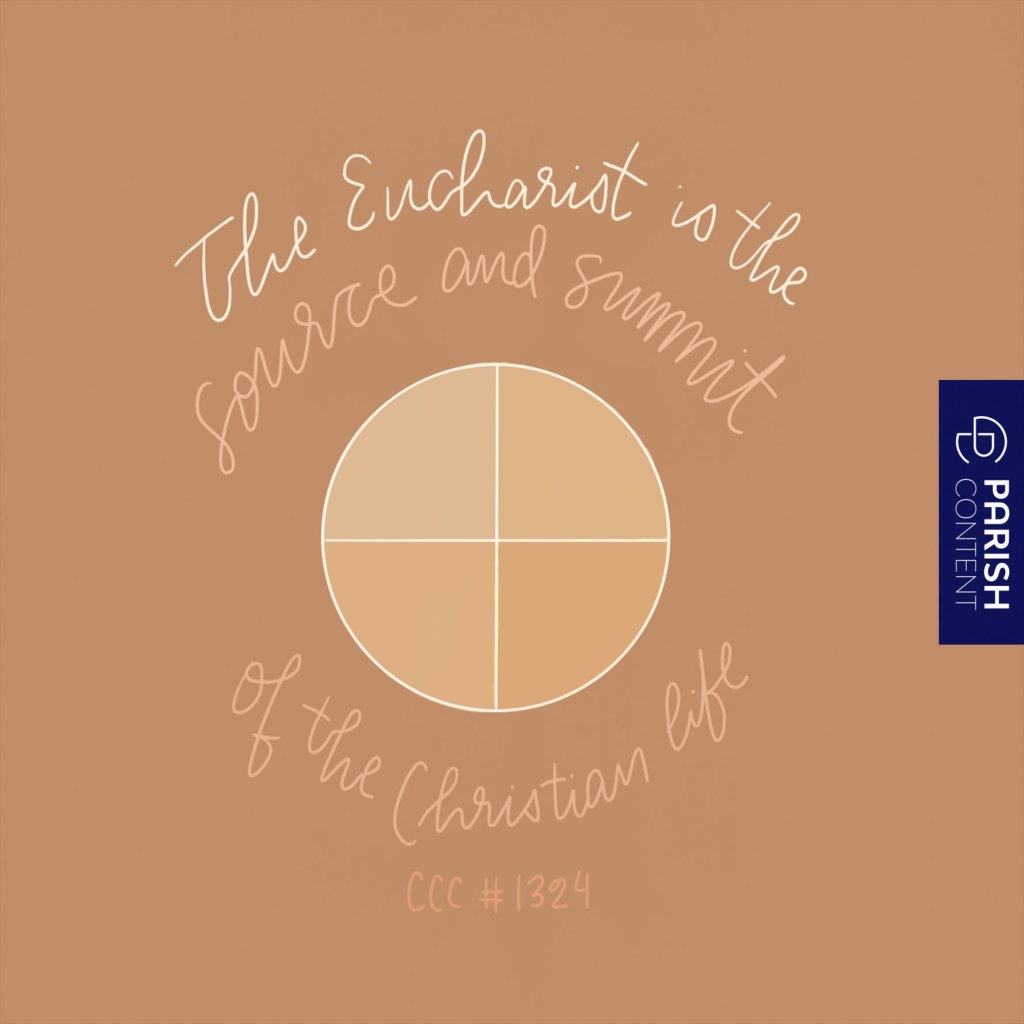 How Important Is The Eucharist