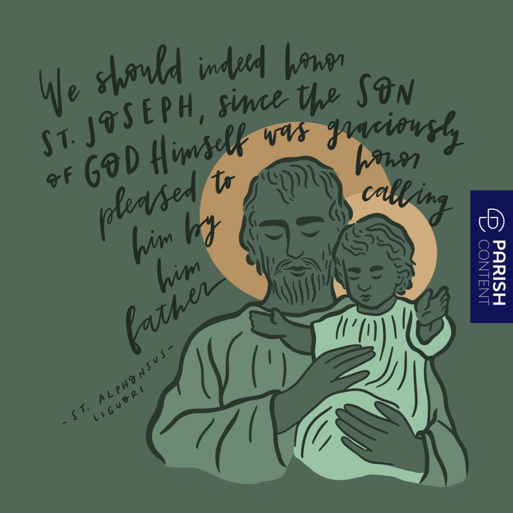 We Should Honor St Joseph