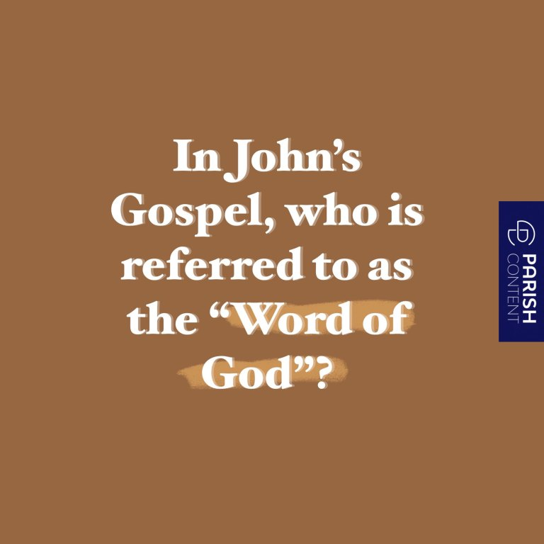 Socialpost Today 039 S Catholic Trivia