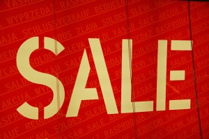 Sale by Martin Abegglen