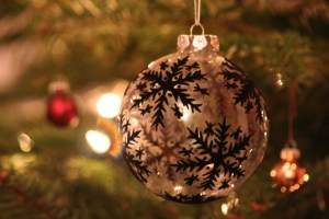 Christmas Bauble (wikimedia commons)