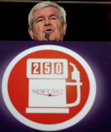 Campaign Commercials - Newt Gingrich and Barack Obama (2/2)