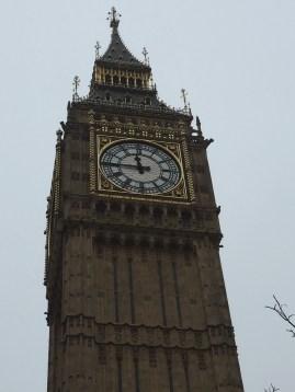 Big Ben in all of it's glory