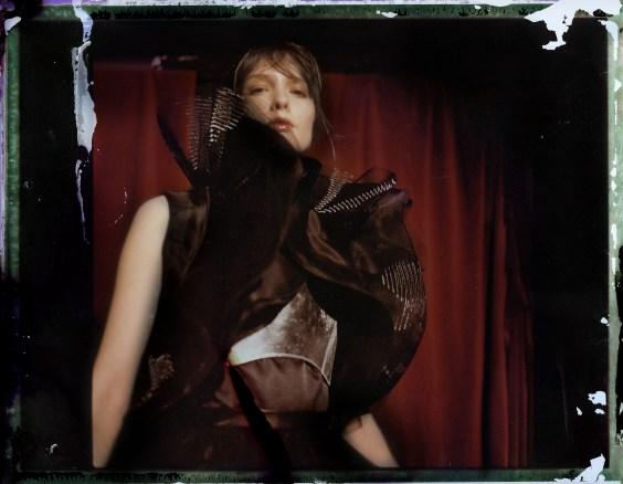 Fuhai photographed by Klara Blanc for TTT Magazine