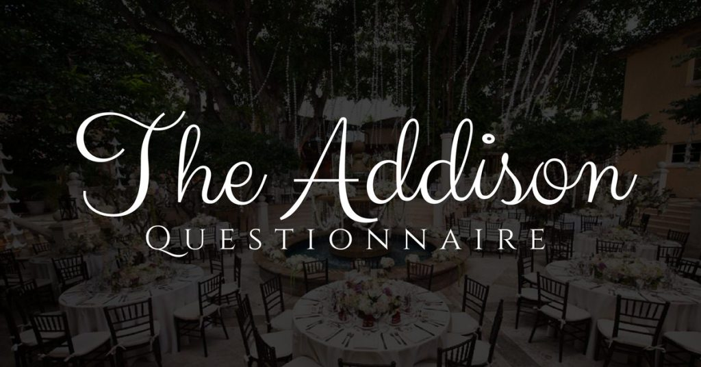 The Addison Event Questionnaire