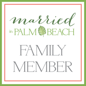 Married in Palm Beach Parisi Events