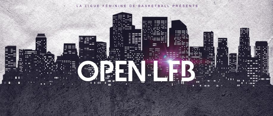 Les U11 avec Céline Dumerc et Basket Landes à l'Open LFB