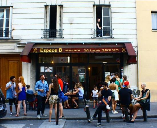 Espace B Paris
