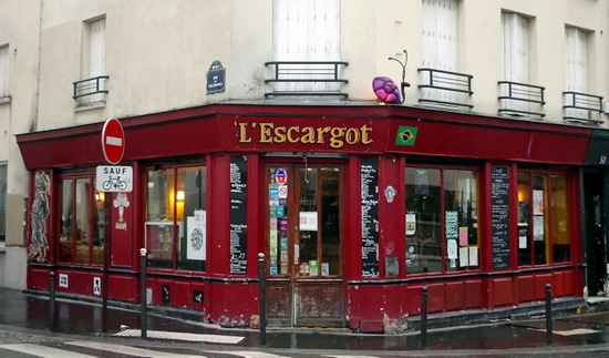 L'Escargot - Copie