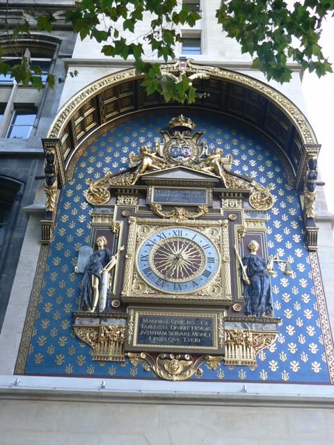 Horloge de Charles V à La Conciergerie