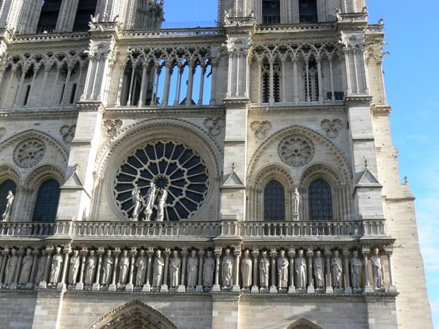 Notre Dame à 850 ans