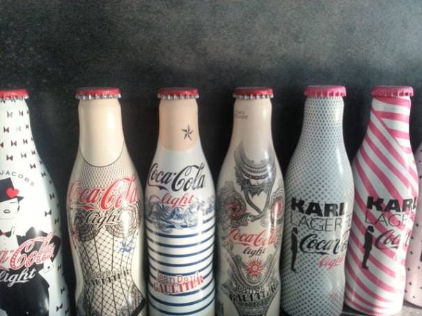 Collection Coca Light