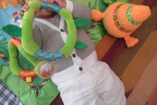 Culbuto Girafe Baby Moov